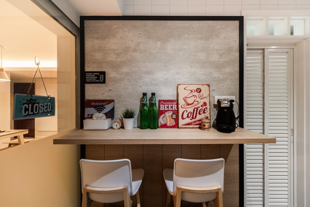 Contemporary, Condo, Dining Room, The Floravale, Interior Designer, Create, Scandinavian