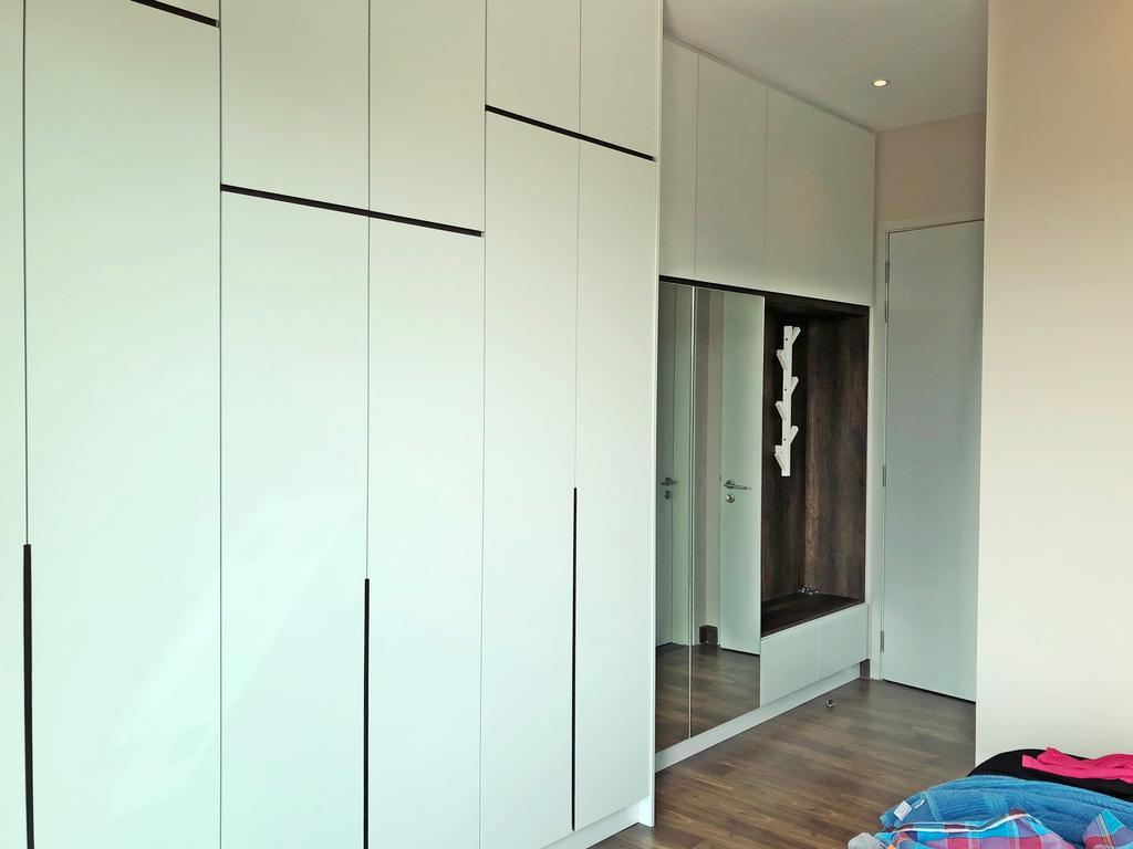 Minimalistic, Apartment, The Reach, Titiwangsa, Interior Designer, DesignLah