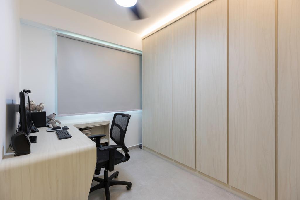 Contemporary, HDB, Canberra Crescent, Interior Designer, D5 Studio Image