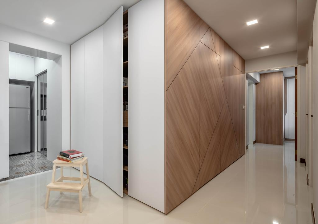 Scandinavian, HDB, Living Room, Choa Chu Kang, Interior Designer, Stylemyspace