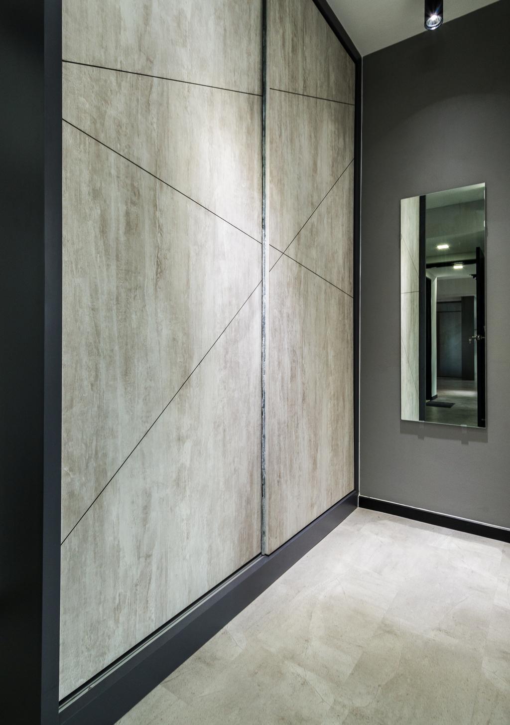 Contemporary, HDB, Yung Kuang Road, Interior Designer, Aria Home