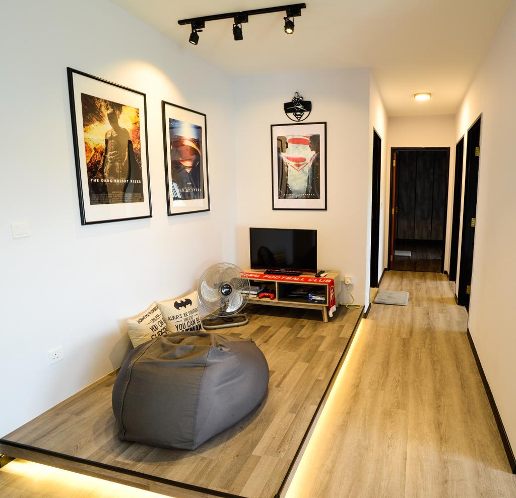 Home Design Ideas For Hdb Flats: Interior Design Singapore