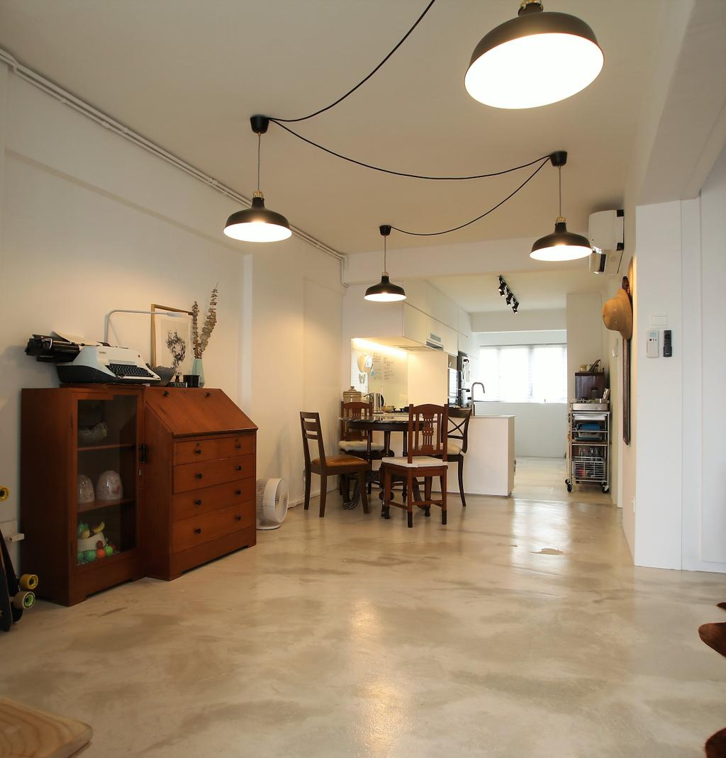 Contemporary, HDB, Upper Cross Street, Interior Designer, Intrigue-d Design Consultancy