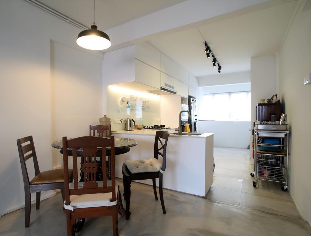 Contemporary, HDB, Dining Room, Upper Cross Street, Interior Designer, Intrigue-d Design Consultancy