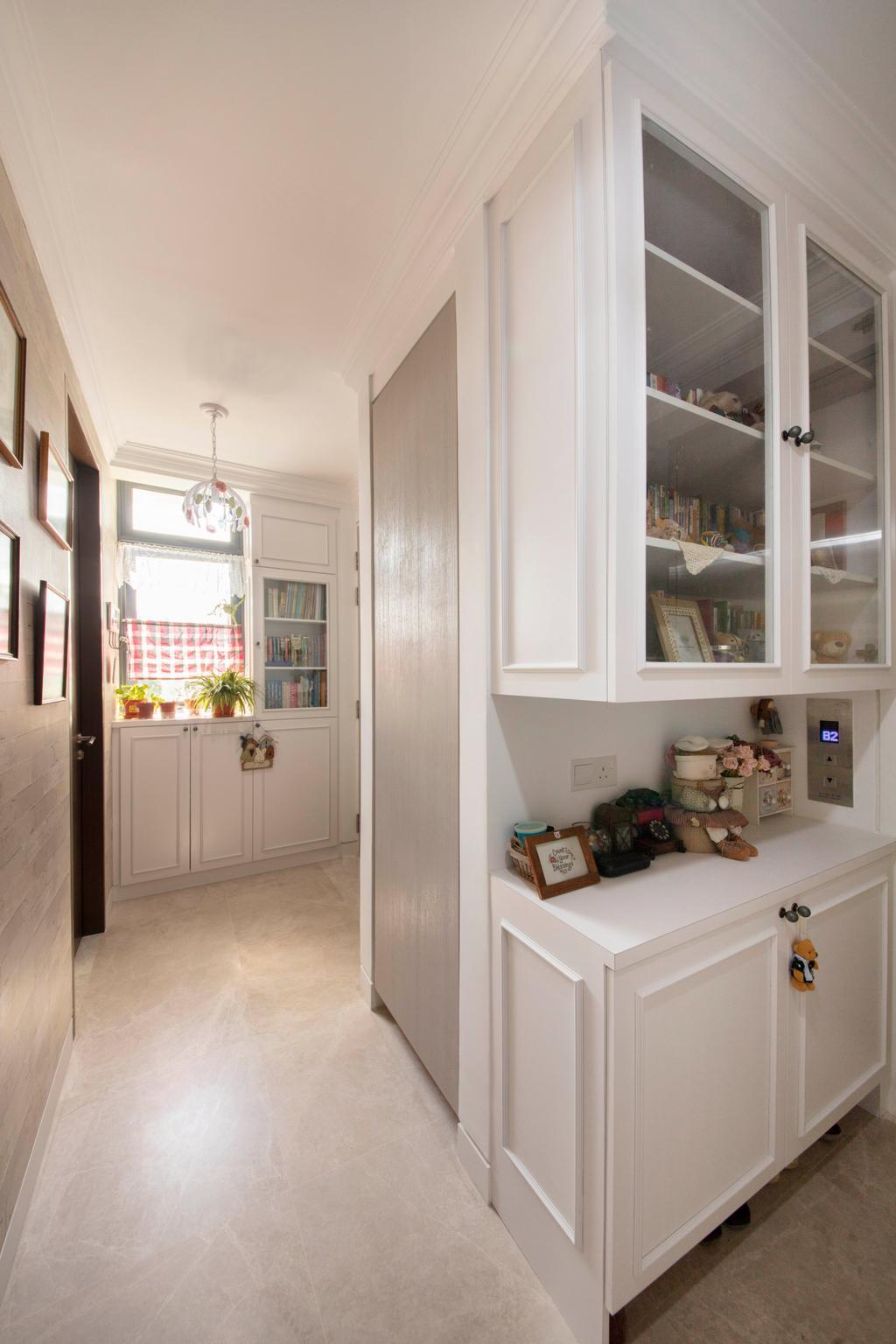 Vintage, Condo, Kitchen, Kim Tian Road, Interior Designer, Starry Homestead