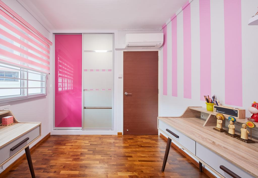 Contemporary, HDB, Study, Depot Road (Block 104A), Interior Designer, Absolook Interior Design