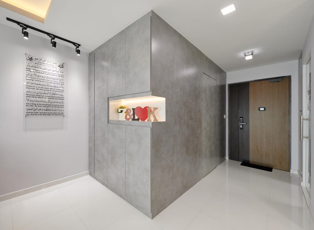 Contemporary, HDB, Bukit Batok Street 22, Interior Designer, Absolook Interior Design