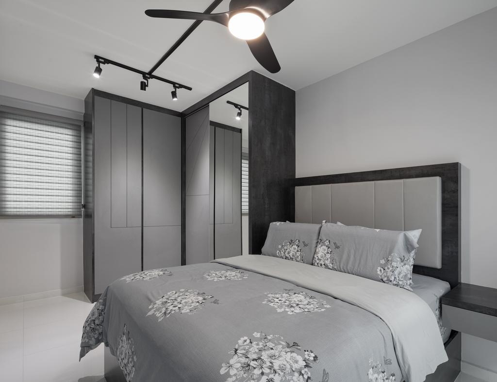 Contemporary, HDB, Bedroom, Bukit Batok Street 22, Interior Designer, Absolook Interior Design
