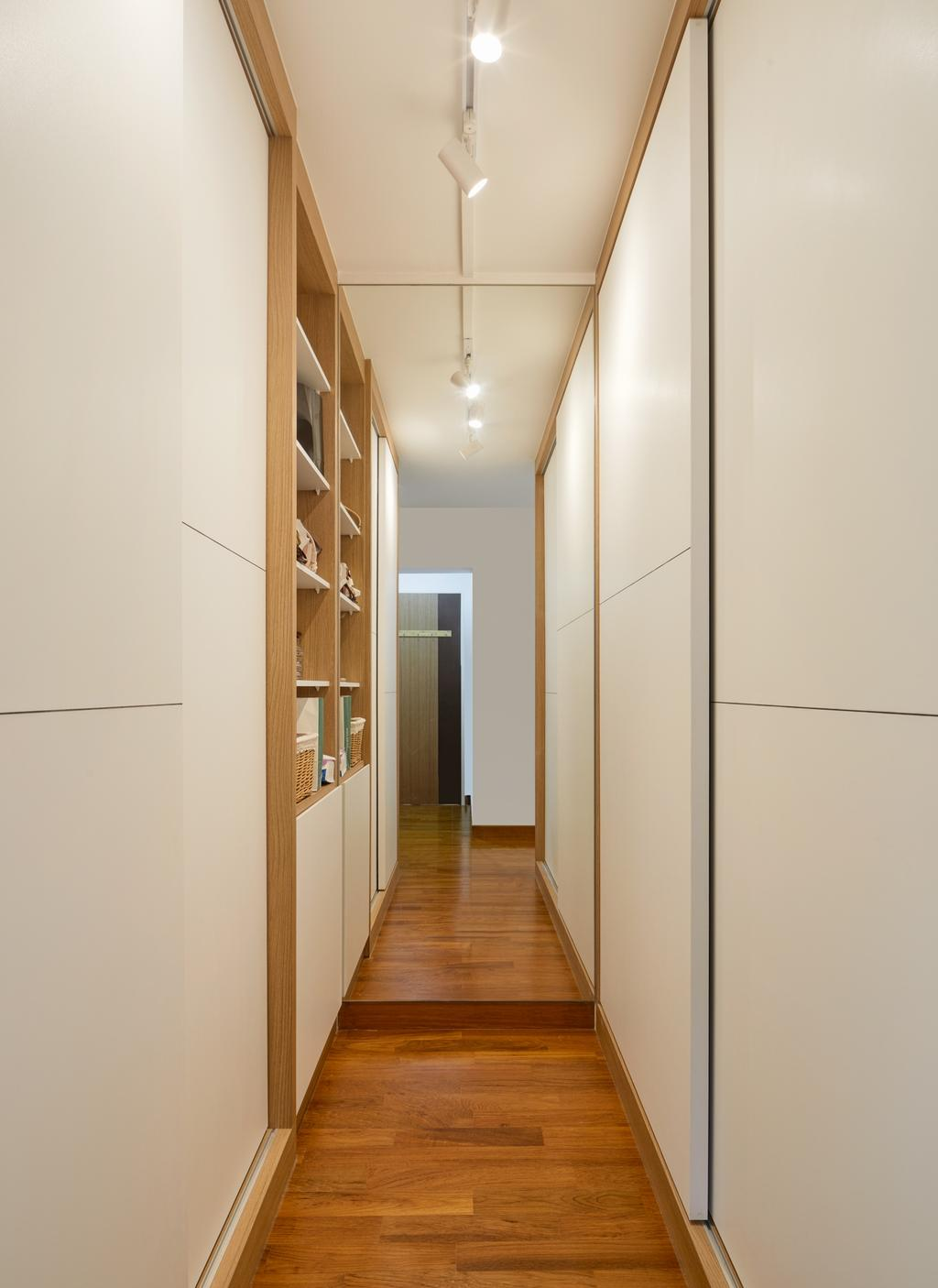 Contemporary, HDB, Punggol Way, Interior Designer, Absolook Interior Design