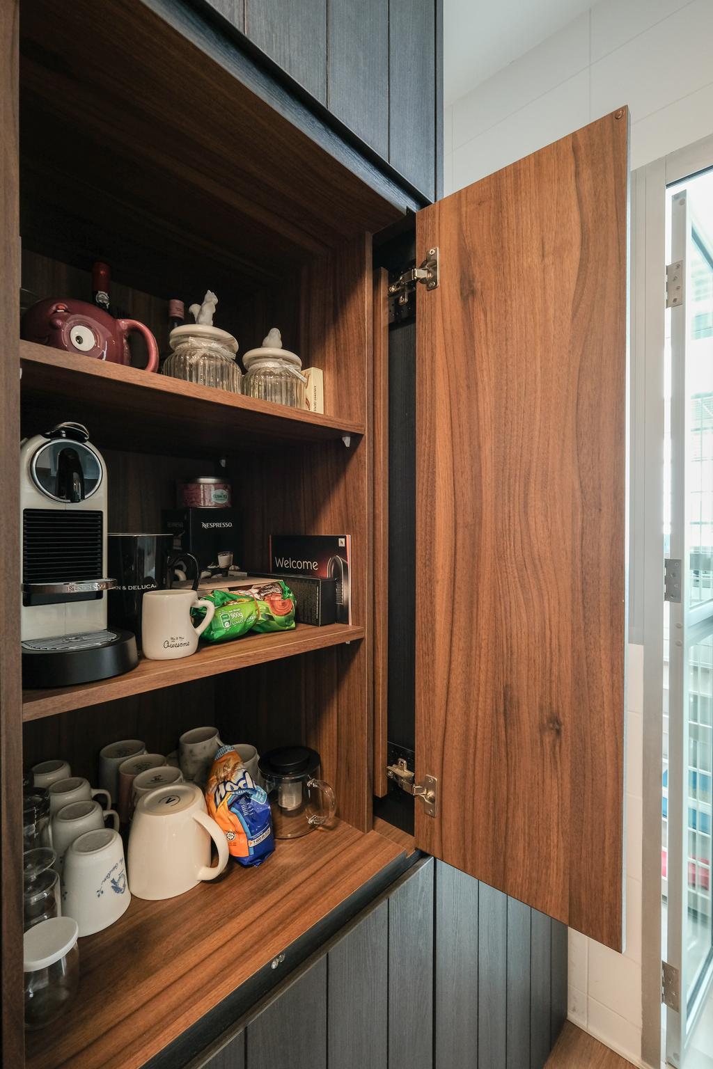 HDB, Kitchen, Keat Hong, Interior Designer, Rockin Spaces