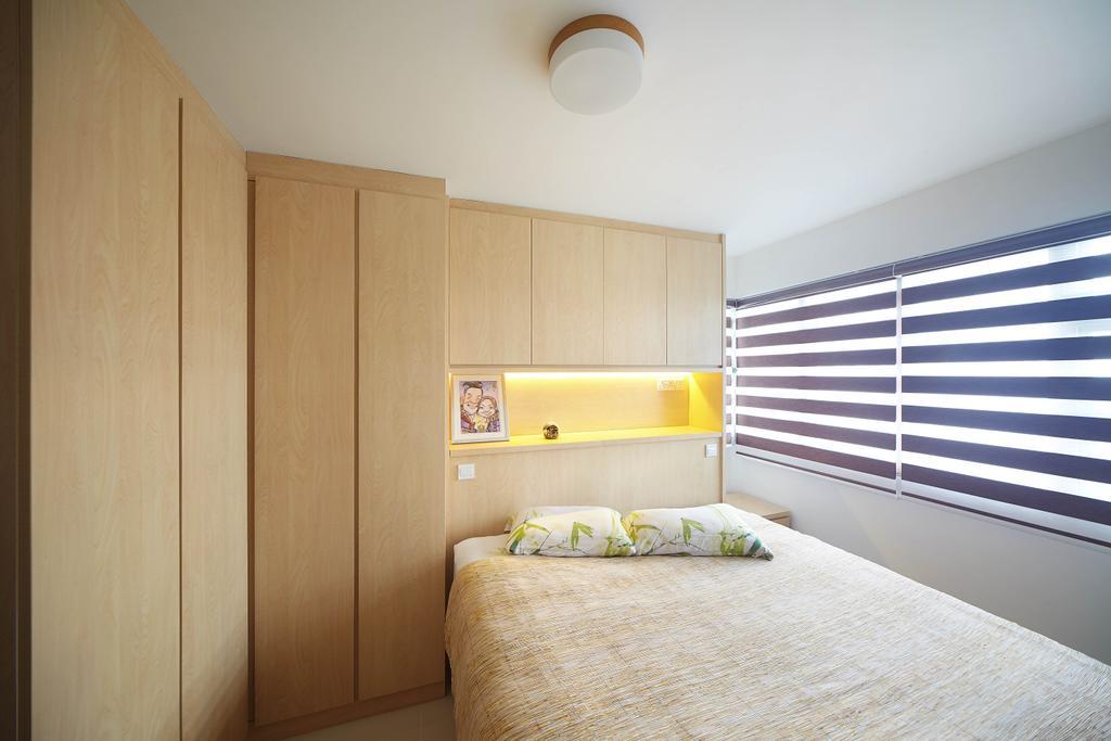 Minimalistic, HDB, Ang Mo Kio Avenue 3, Interior Designer, D5 Studio Image