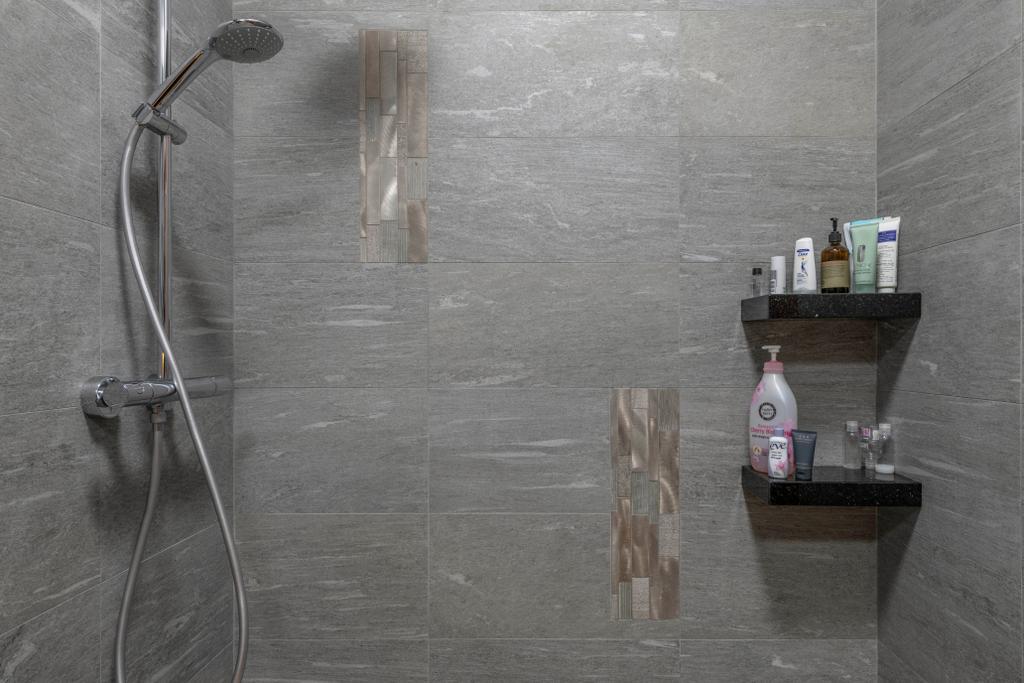 Contemporary, HDB, Bathroom, Keat Hong Close, Interior Designer, The Concept