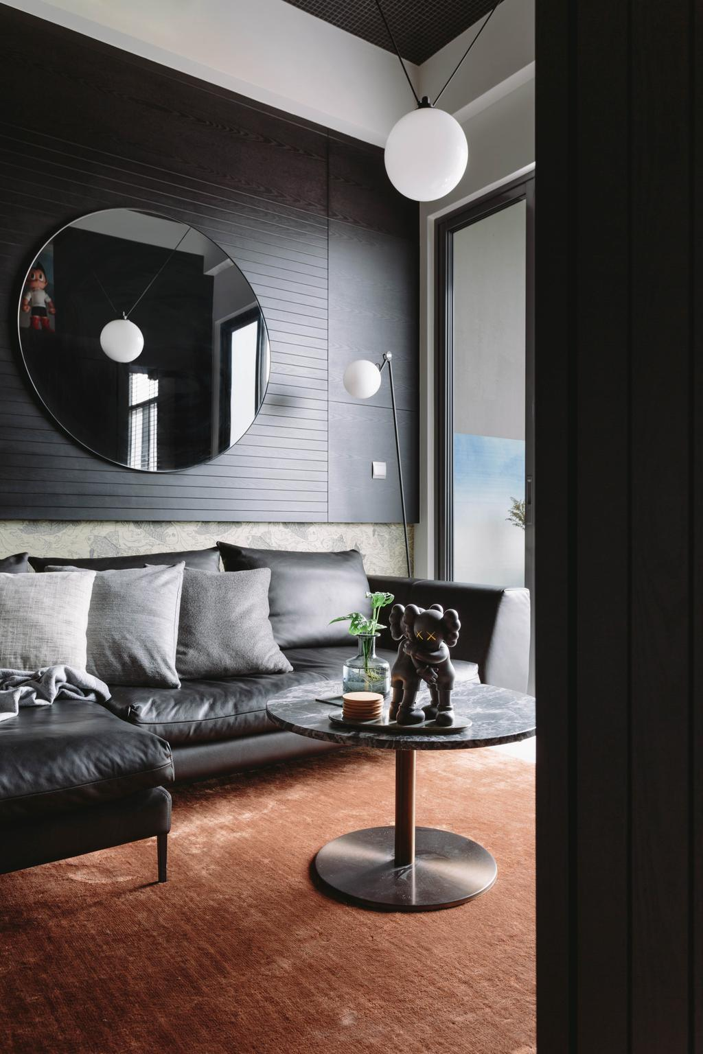 Contemporary, Condo, The Seawind, Interior Designer, Habit
