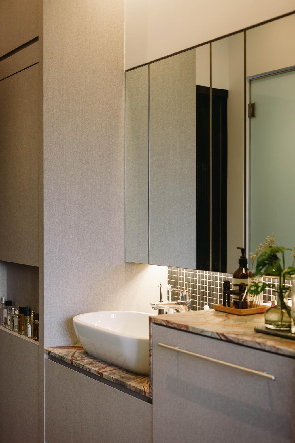 Contemporary, Condo, Bathroom, The Seawind, Interior Designer, Habit