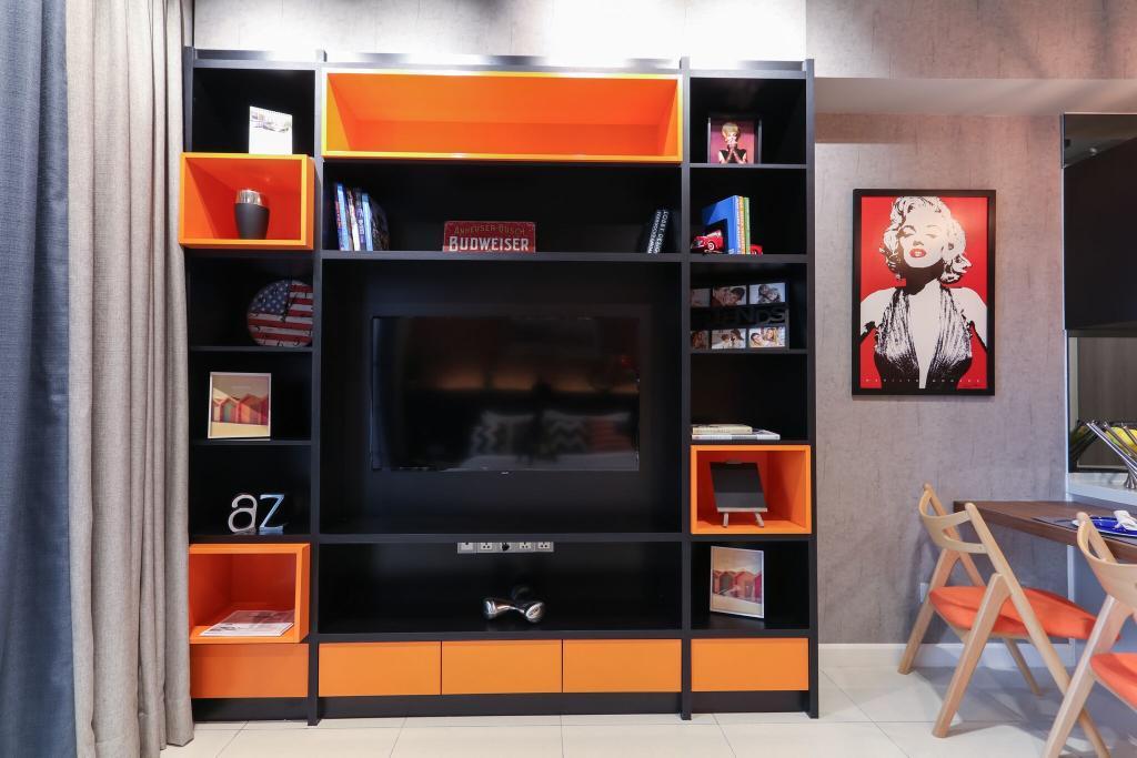 Apartment, Nadi, Bangsar, Interior Designer, Landmarc Sdn Bhd