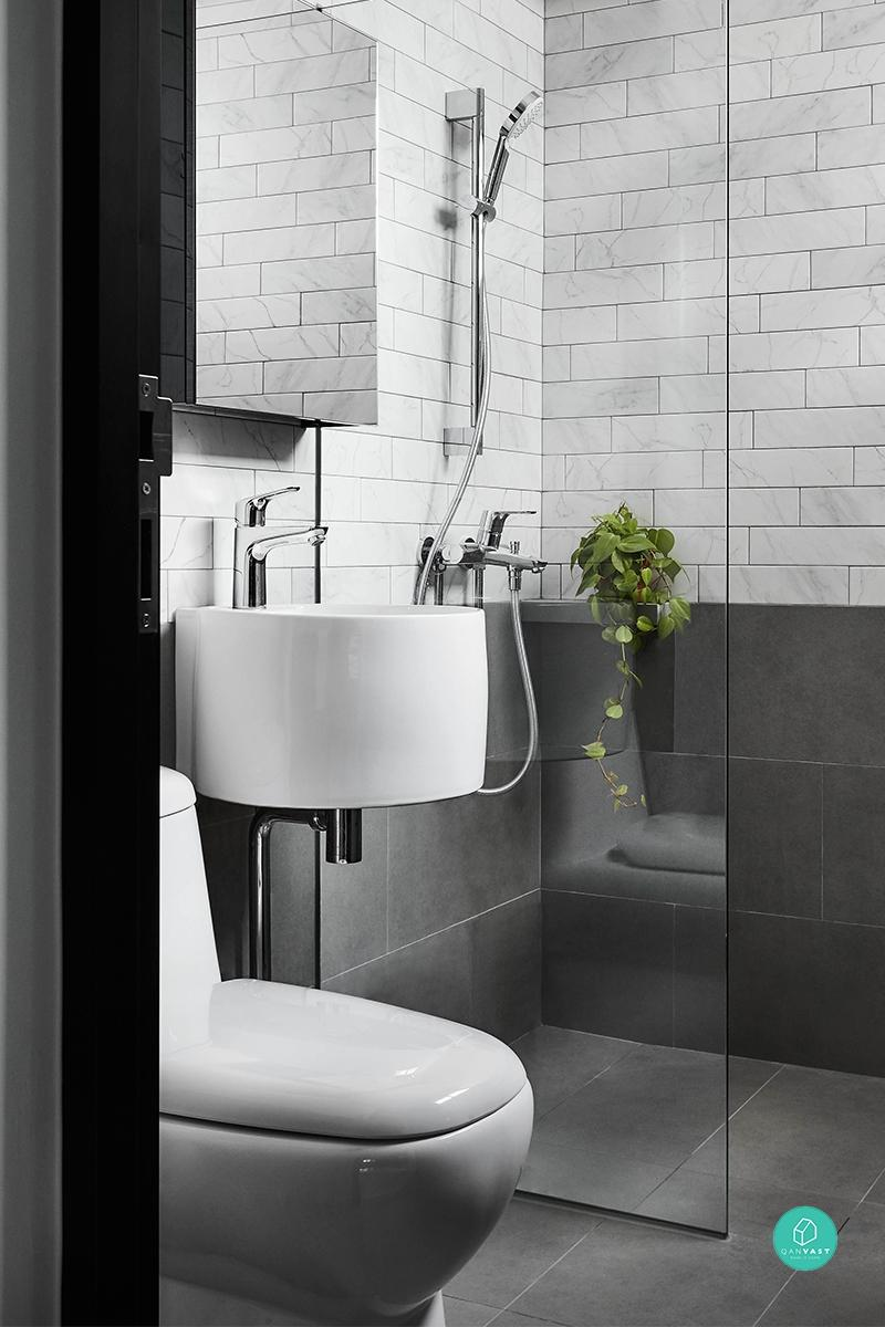 Bathroom Inspiration for HDBs