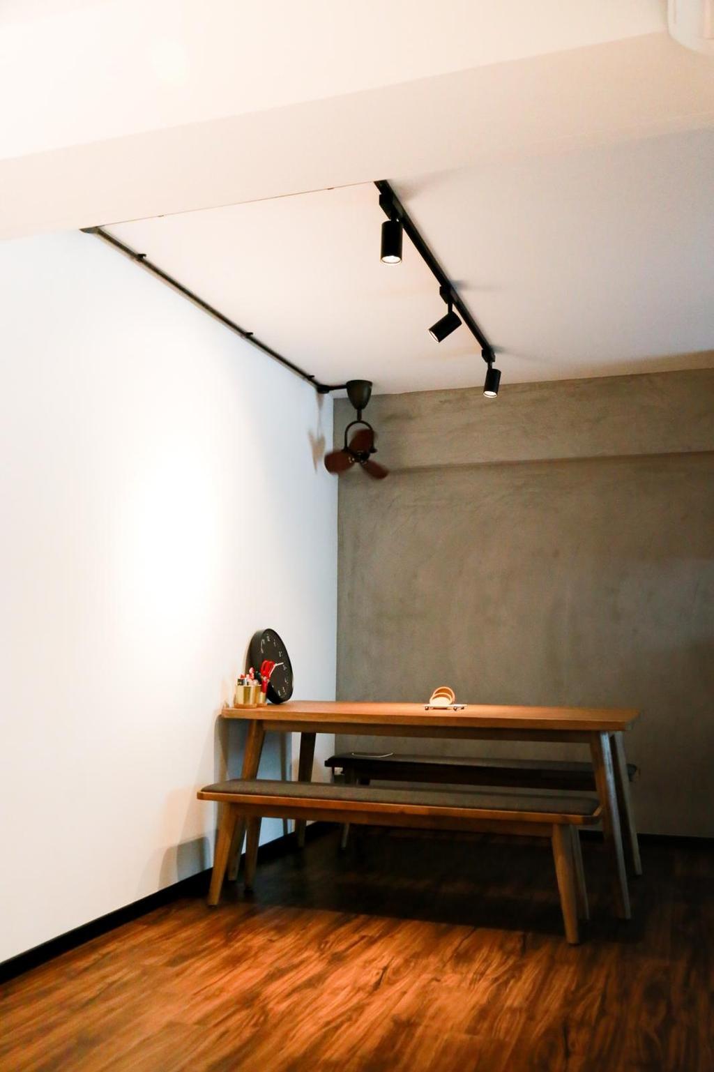 Contemporary, HDB, Dining Room, Pasir Ris, Interior Designer, Laurus Design