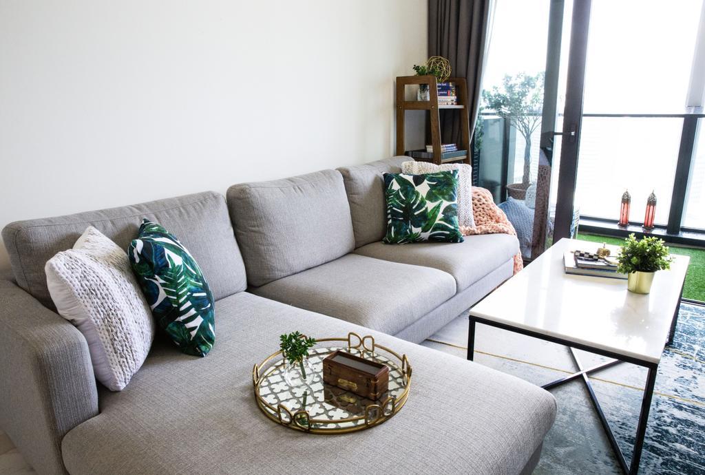 Contemporary, Condo, Living Room, Duo Residences, Interior Designer, Home Philosophy