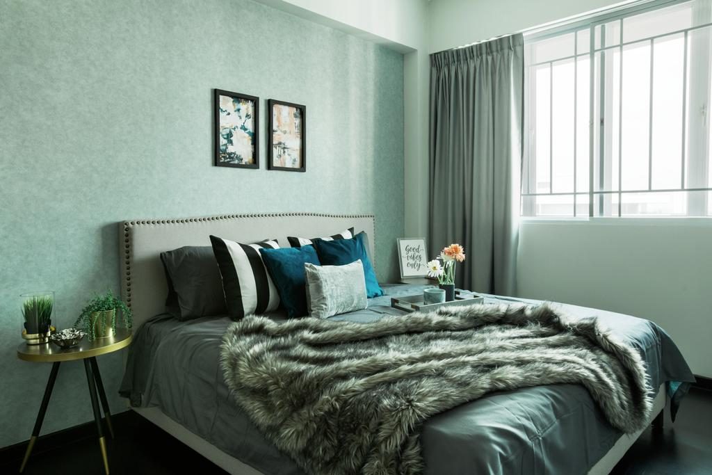 Contemporary, Condo, Bedroom, Princeton, Interior Designer, Home Philosophy