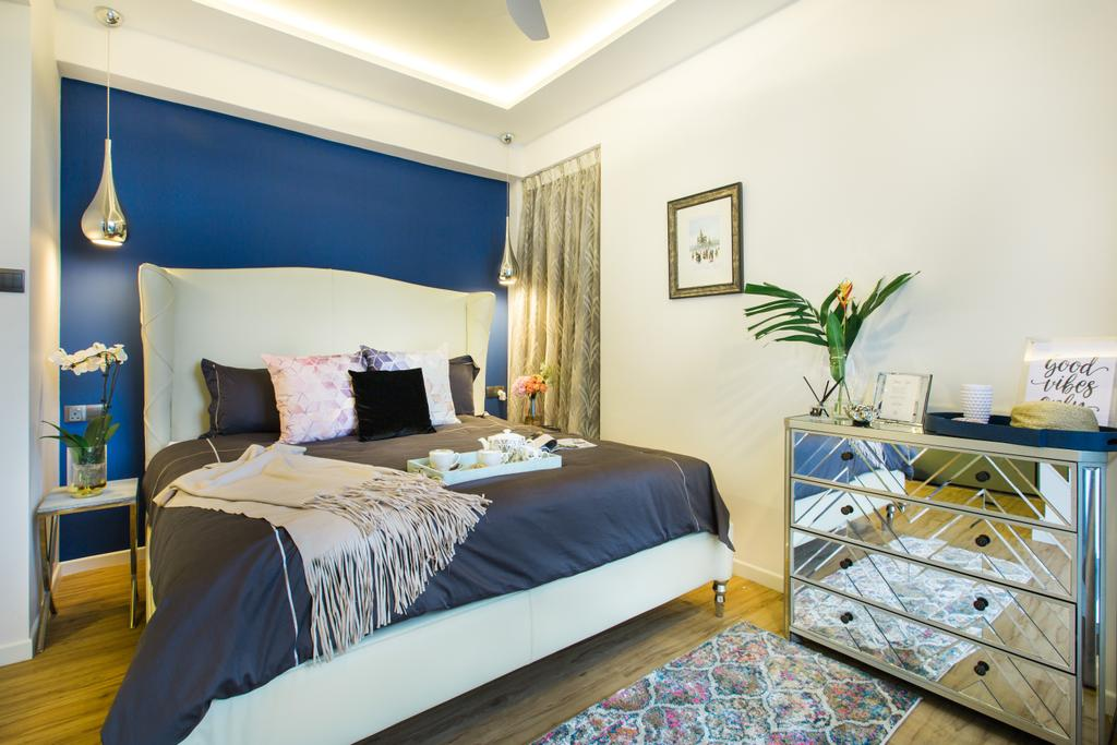Contemporary, Condo, Bedroom, River Place, Interior Designer, Home Philosophy