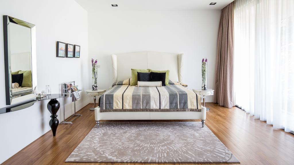 Modern, Landed, Bedroom, Tanglin Road, Interior Designer, Home Philosophy, Contemporary