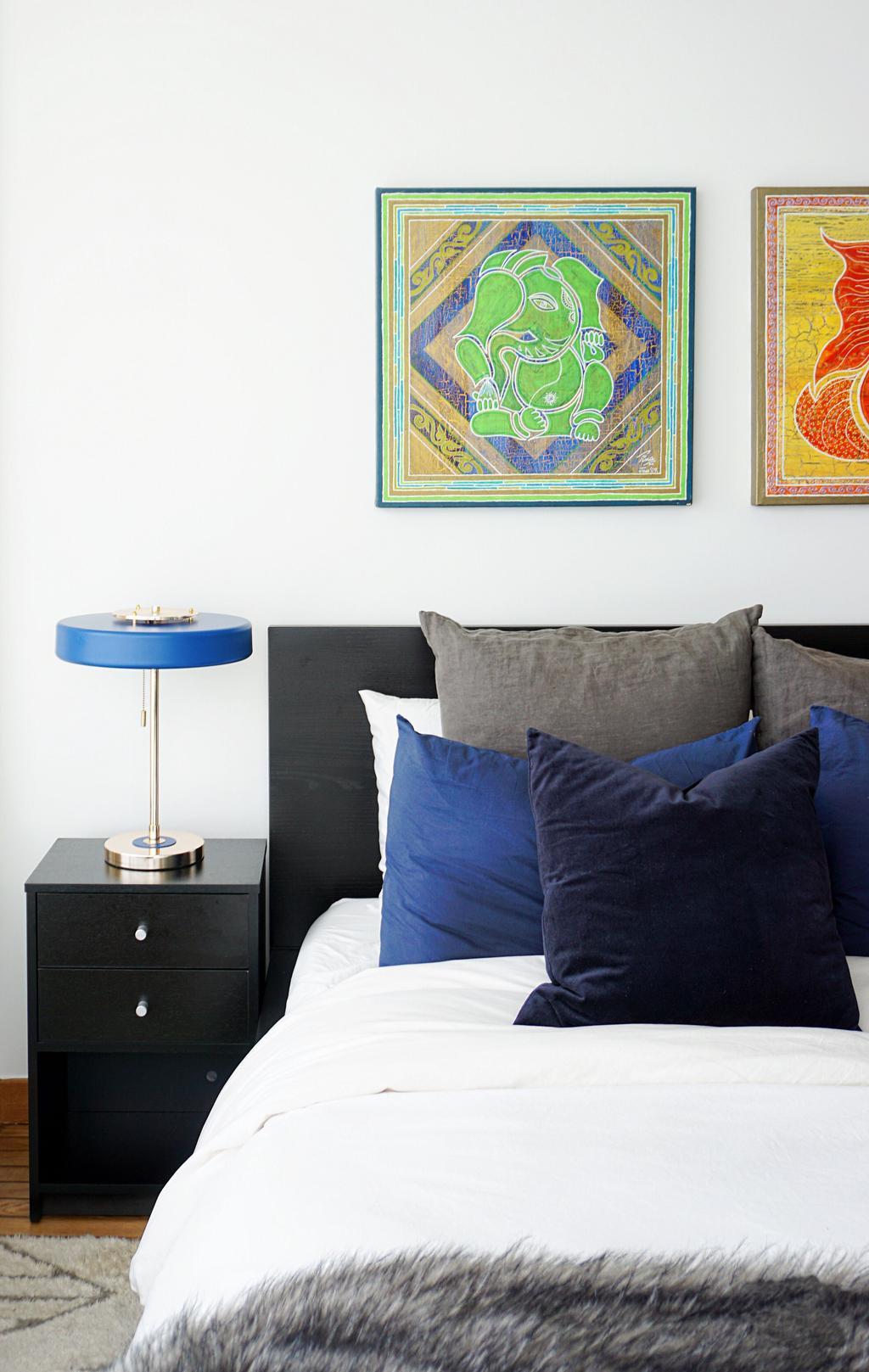 Contemporary, Condo, Bedroom, Tiong Bahru Regency, Interior Designer, Home Philosophy