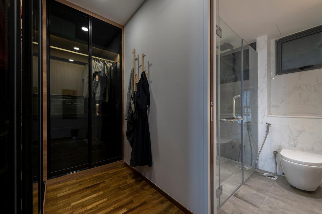 Contemporary, HDB, Pinnacle @ Duxton, Interior Designer, Meter Square
