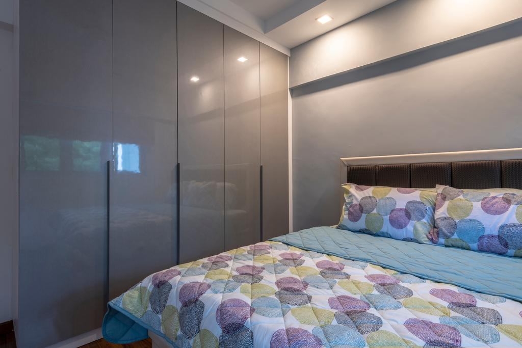 Contemporary, HDB, Bedroom, Jurong East Avenue 1, Interior Designer, The Two Big Guys