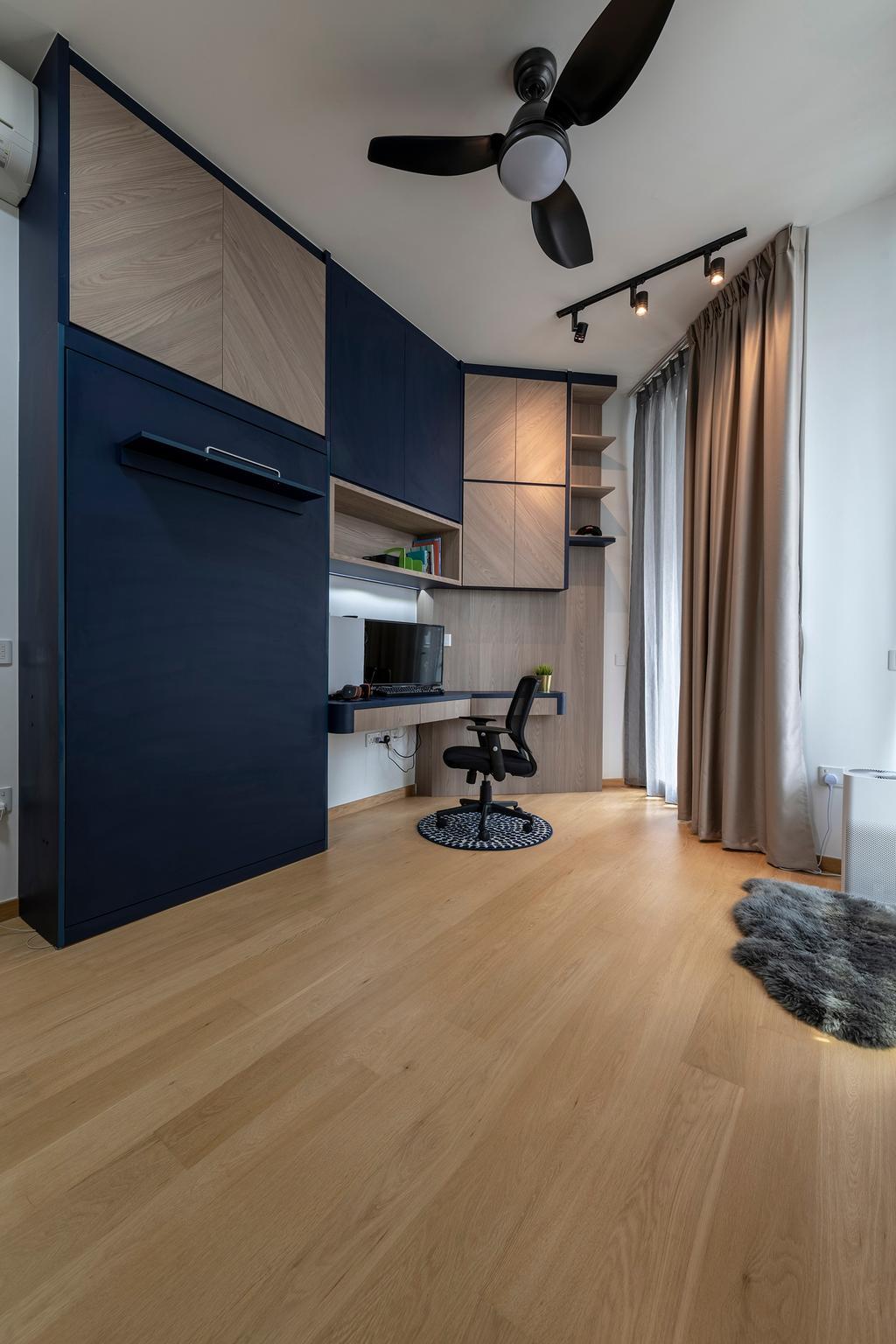 Contemporary, Condo, The Crest, Interior Designer, Craftsmen Atelier