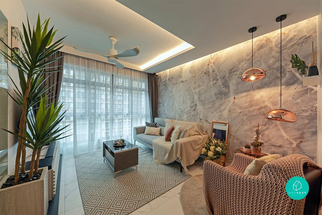 The Syarifs Syarif and Malaque Home Tour Singapore