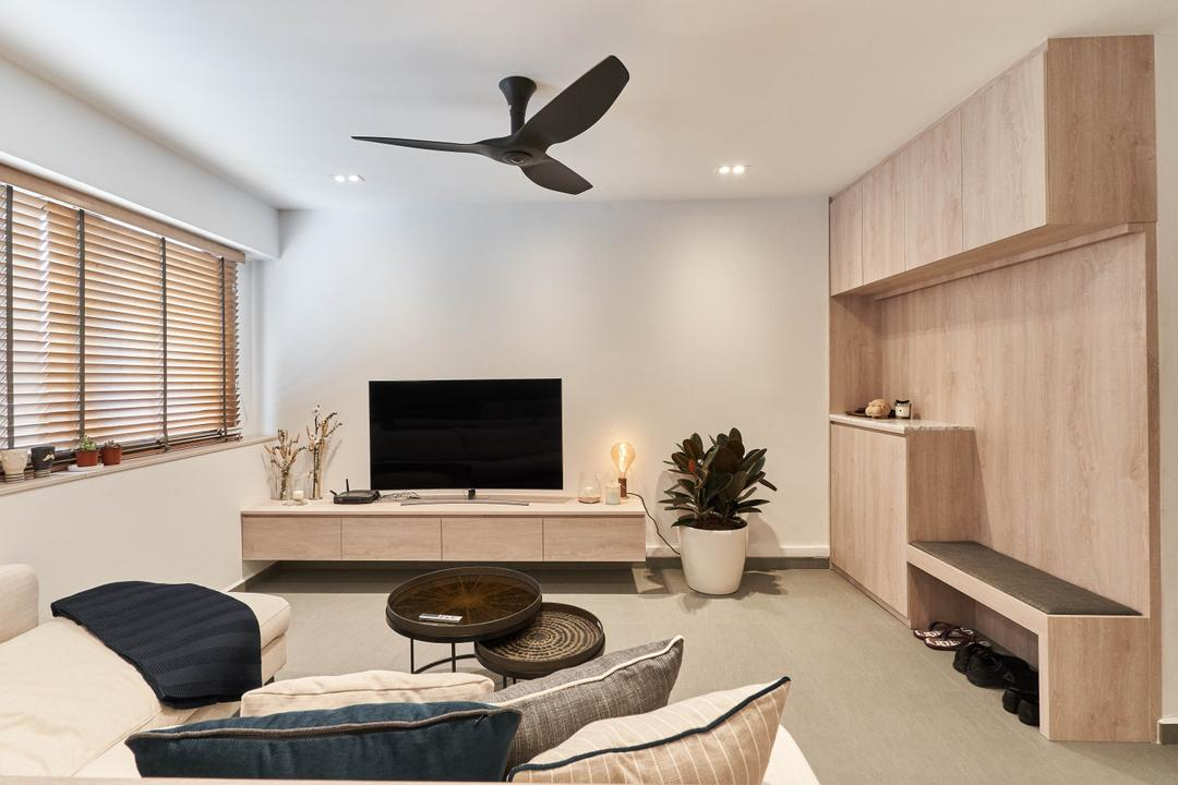 Interior Design Singapore | Home Renovation Ideas | Qanvast