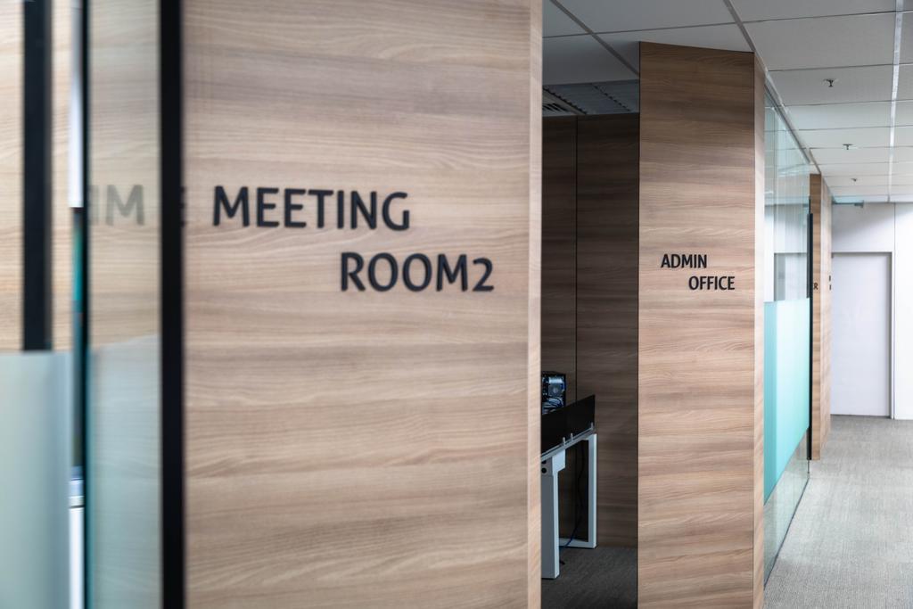 Raffles Place @ One Raffles Place, Commercial, Interior Designer, Baum Project Pte Ltd, Contemporary, Scandinavian