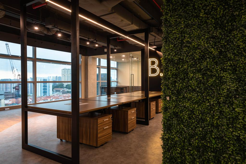 Church Street @ Samsung Hub, Commercial, Interior Designer, Baum Project Pte Ltd, Contemporary