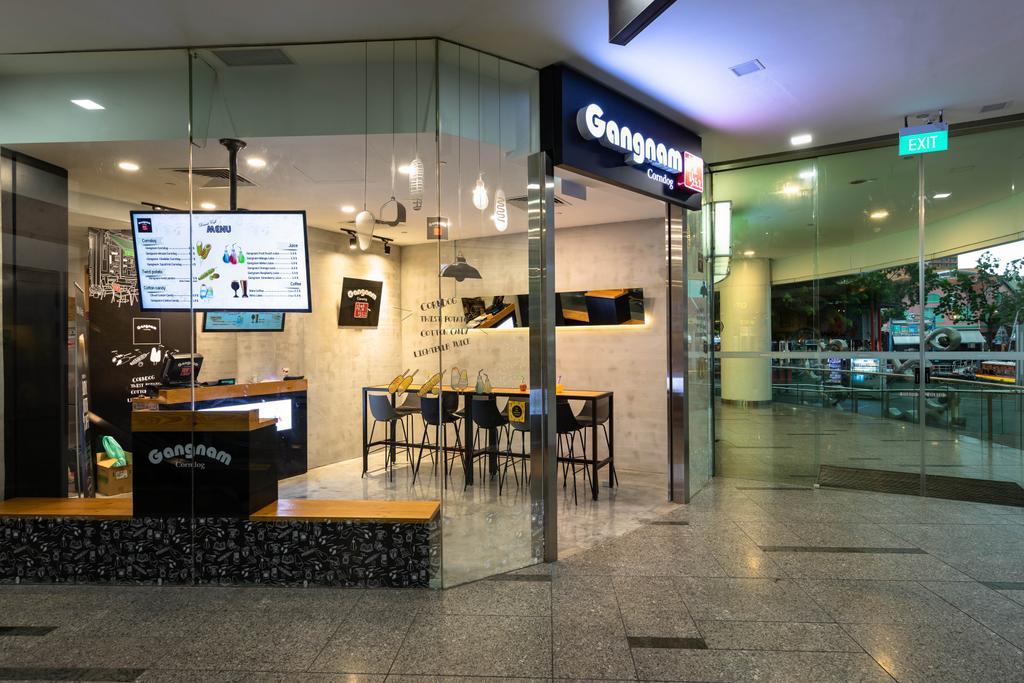 Eu Tong Sen Street @ Clarke Quay Central, Commercial, Interior Designer, Baum Project Pte Ltd, Contemporary