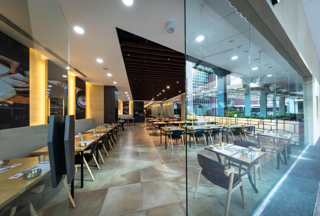 Raffles Boulevard @ Millenia Walk, Commercial, Interior Designer, Baum Project Pte Ltd, Contemporary