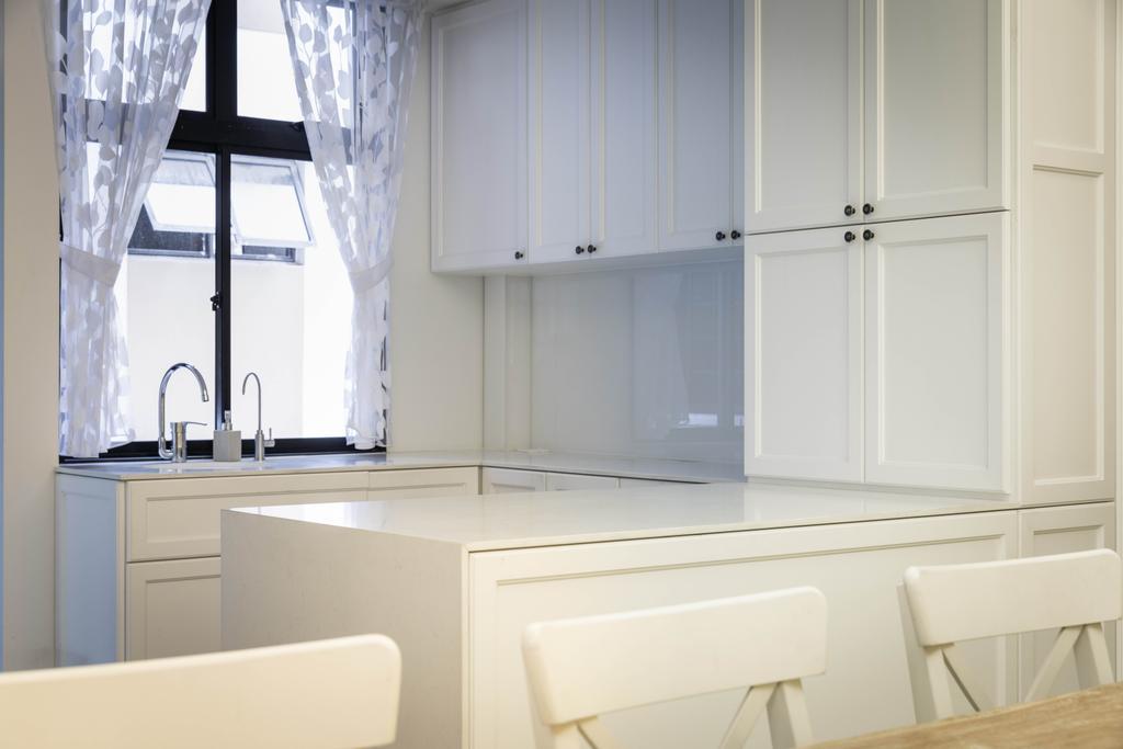 Modern, Condo, Kitchen, Casa Esperanza, Interior Designer, Baum Project Pte Ltd, Contemporary