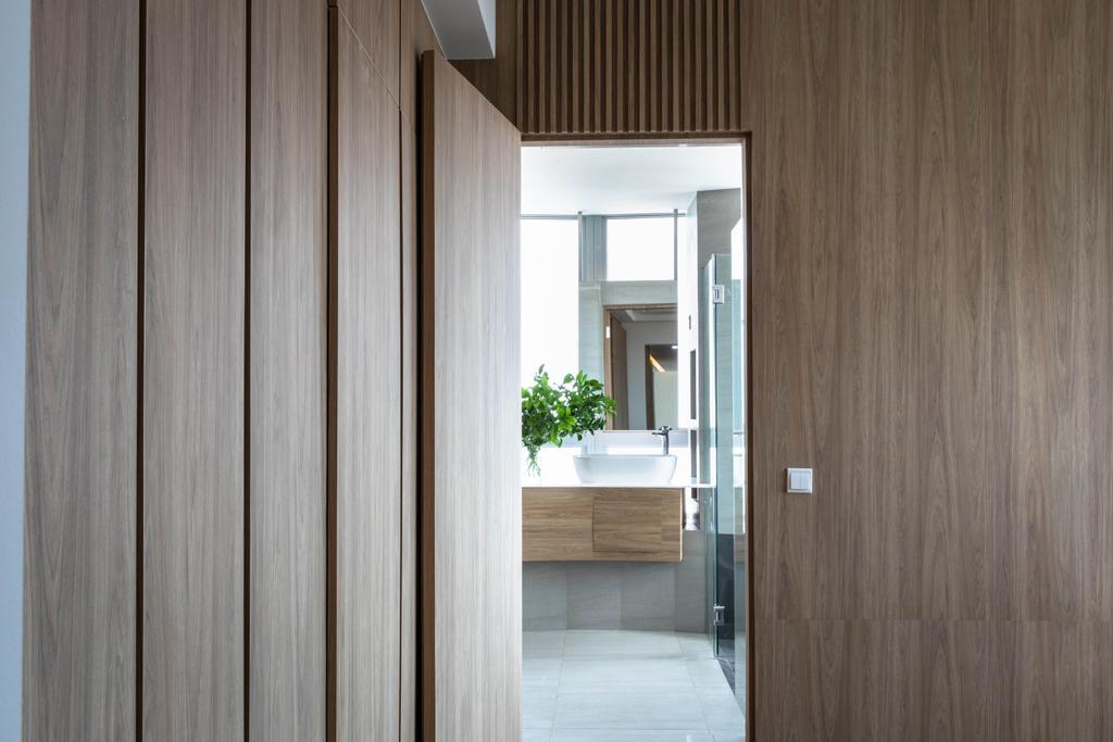 Contemporary, Condo, Kitchen, Clover by the Park, Interior Designer, Baum Project Pte Ltd