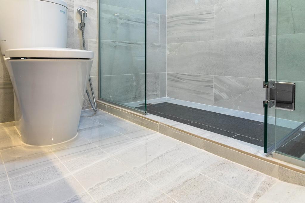 Contemporary, HDB, Bathroom, Clementi, Interior Designer, Baum Project Pte Ltd