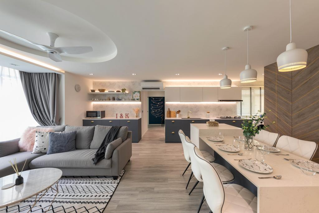 Edgefield Plains by Aart Boxx Interior