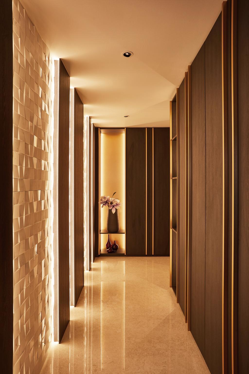 Contemporary, Condo, Upper Thomson Road, Interior Designer, Black N White Haus