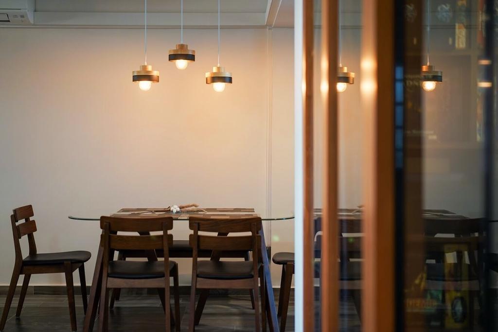 Contemporary, HDB, Dining Room, Potong Pasir Avenue 1, Interior Designer, Authors • Interior & Styling