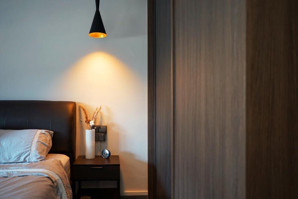 Contemporary, HDB, Bedroom, Potong Pasir Avenue 1, Interior Designer, Authors • Interior & Styling