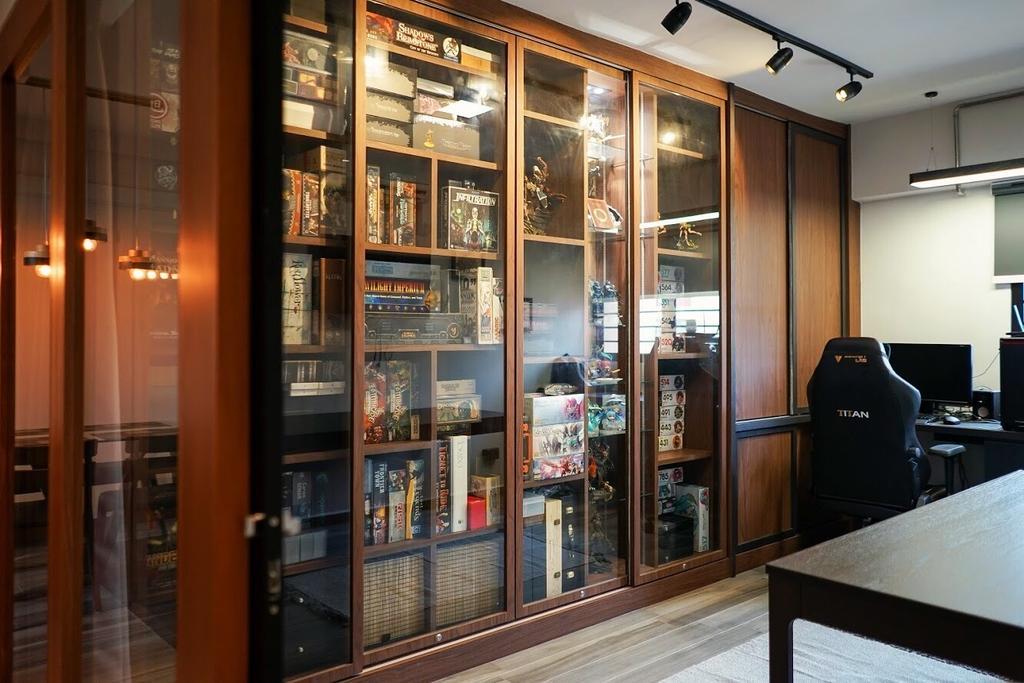 Contemporary, HDB, Study, Potong Pasir Avenue 1, Interior Designer, Authors • Interior & Styling