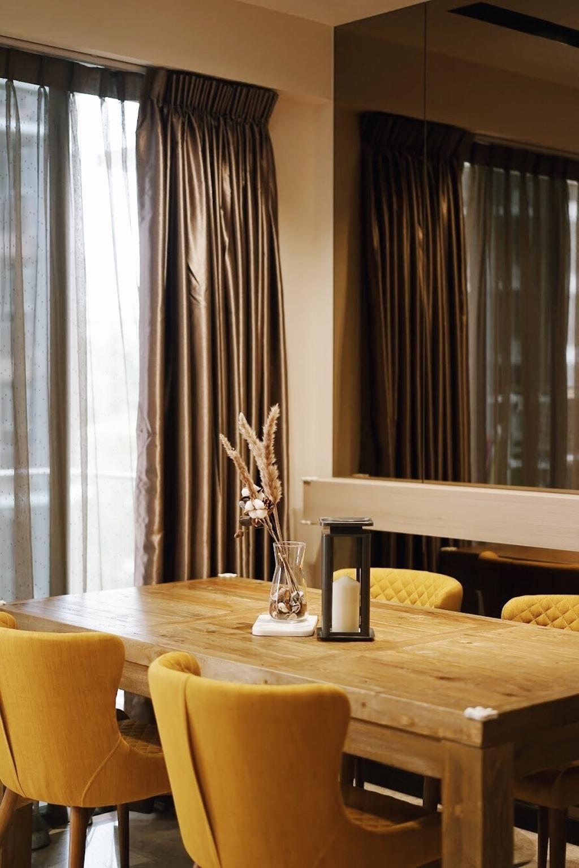 Contemporary, Condo, Dining Room, Sims Drive, Interior Designer, Authors • Interior & Styling