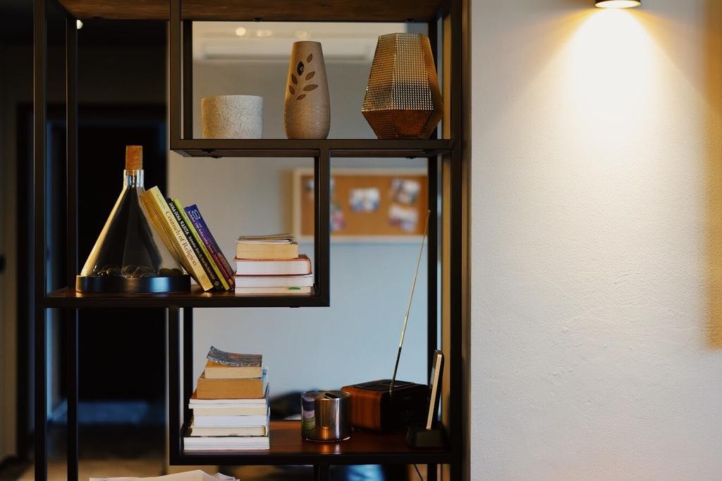 Industrial, HDB, Sumang Walk, Interior Designer, Authors • Interior & Styling