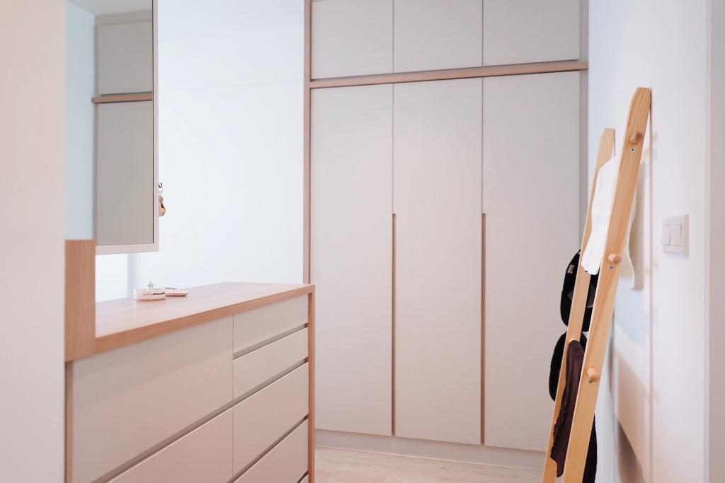 Minimalistic, HDB, Bedroom, Telok Blangah Street 31, Interior Designer, Authors • Interior & Styling, Scandinavian