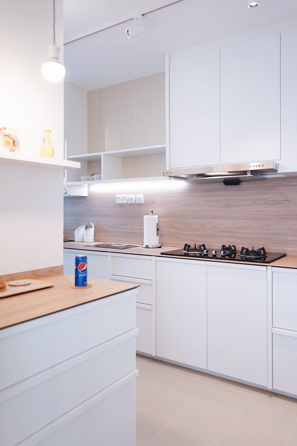 Minimalistic, HDB, Telok Blangah Street 31, Interior Designer, Authors • Interior & Styling, Scandinavian