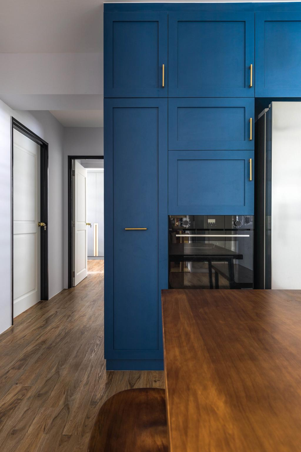 Contemporary, HDB, Dining Room, Corporation Drive, Interior Designer, Tab Gallery