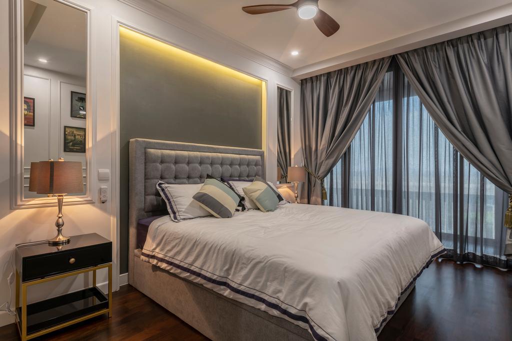 Contemporary, Condo, Bedroom, The Arte, Interior Designer, Colourbox Interior