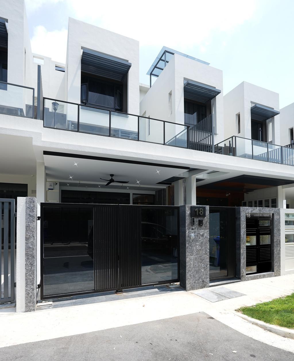 Contemporary, Landed, Luxus Hills, Interior Designer, Metamorph Design